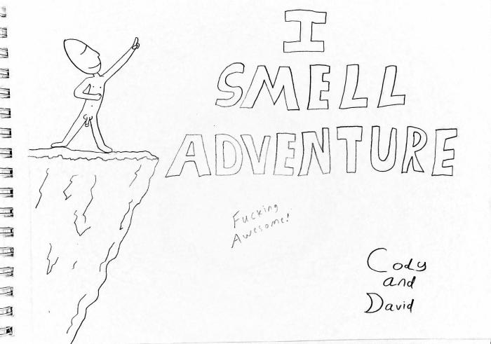 Welton Smells Adventure